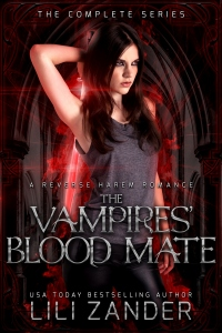 The Vampire's Blood Mate