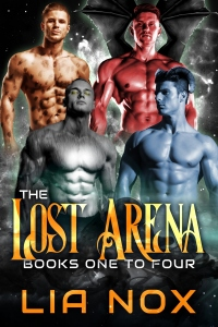 The Lost Arena Series